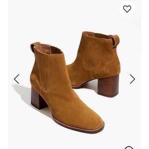 Madewell Kat Chelsea Boot